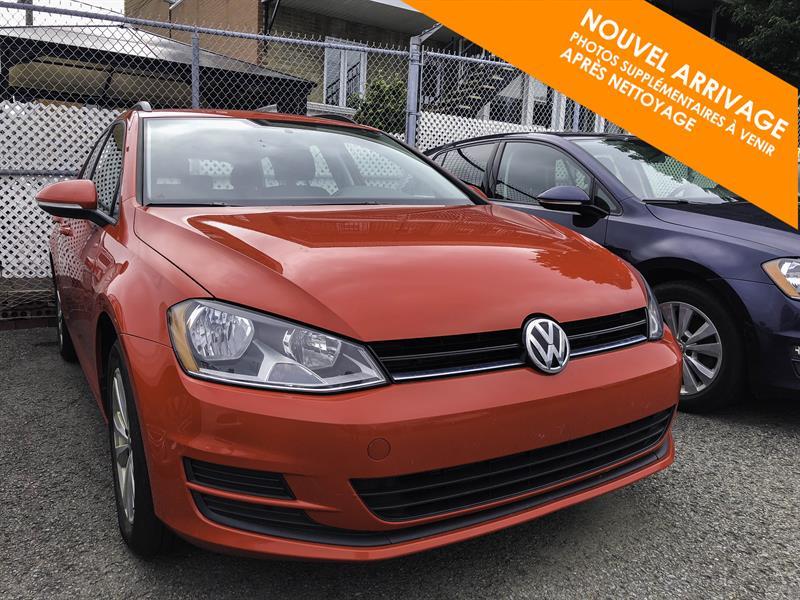 Volkswagen Golf Sportwagon 2016