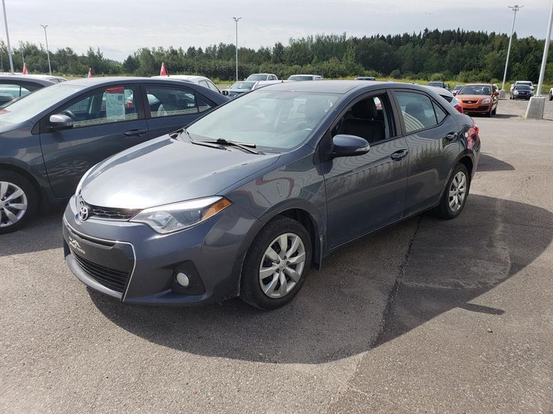 Toyota Corolla 2014 * S * GR ÉLECTRIQUES * BLUETOOTH * CAM DE RECUL * #80972A-38