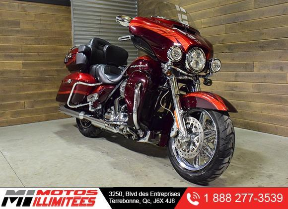 Harley Davidson FLHTKSE CVO Limited Screaming Eagle 2014