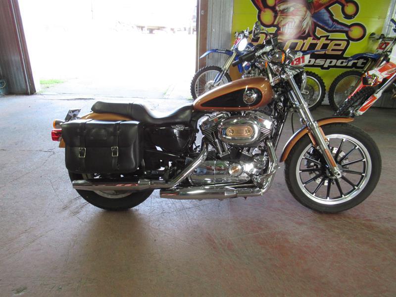 Harley Davidson SPORTER 1200 2008 105th