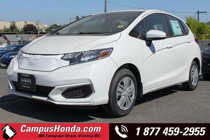 2019 Honda Fit DX #19-0052