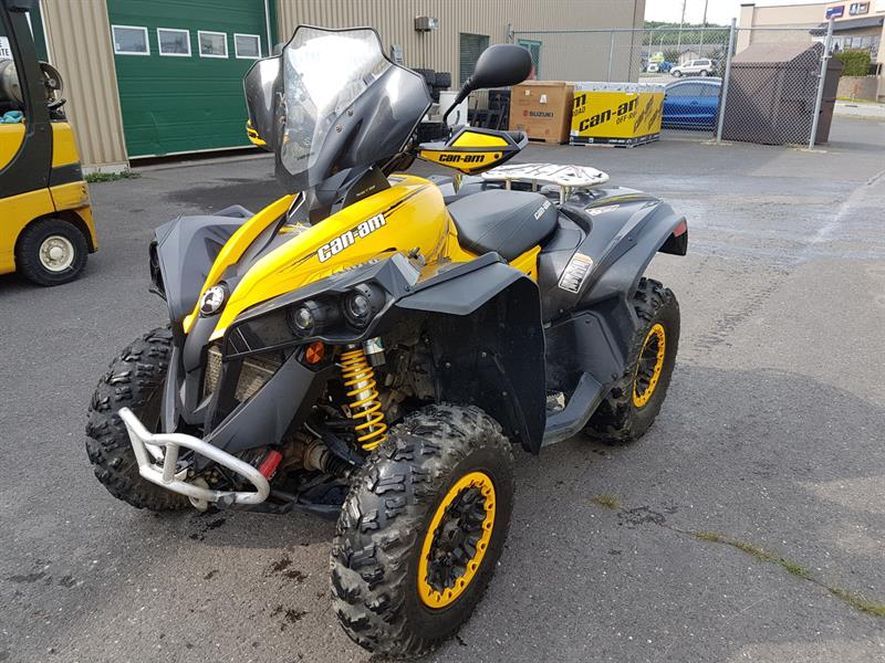 BOMBARDIER CAN-AM RENEGADE 800 XXC 2012