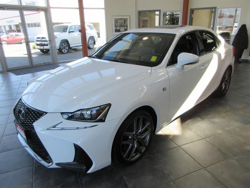 2017 Lexus IS 350 F-Sport AWD #20149AX