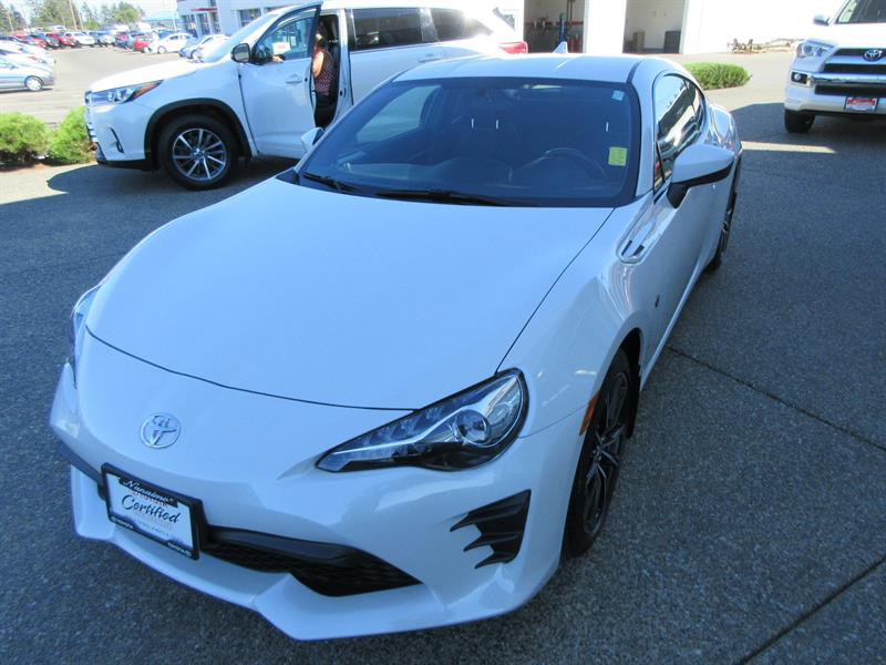 2017 Toyota 86 2dr Cpe #20160AX