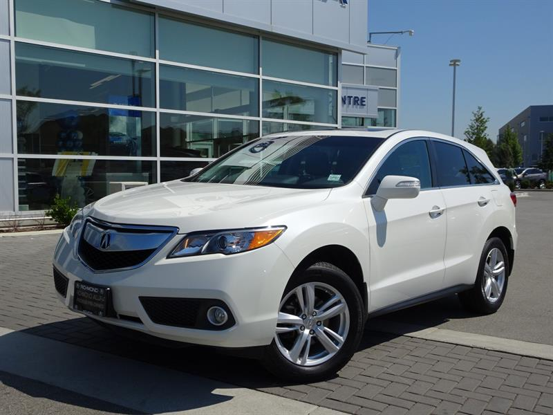 2015 Acura RDX 6-Spd AT AWD w/ Technology Package #836954A