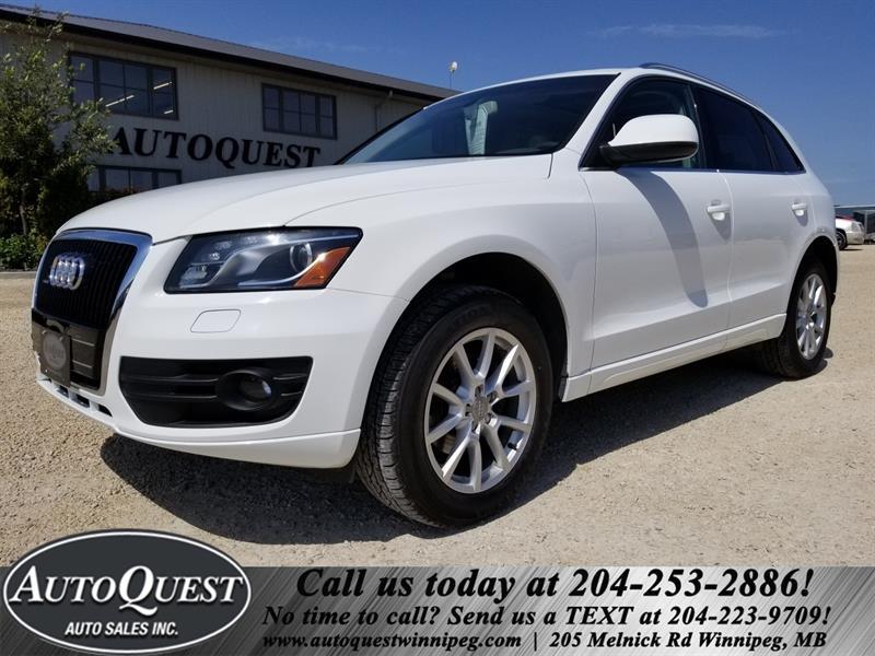 2010 Audi Q5 Premium #8259