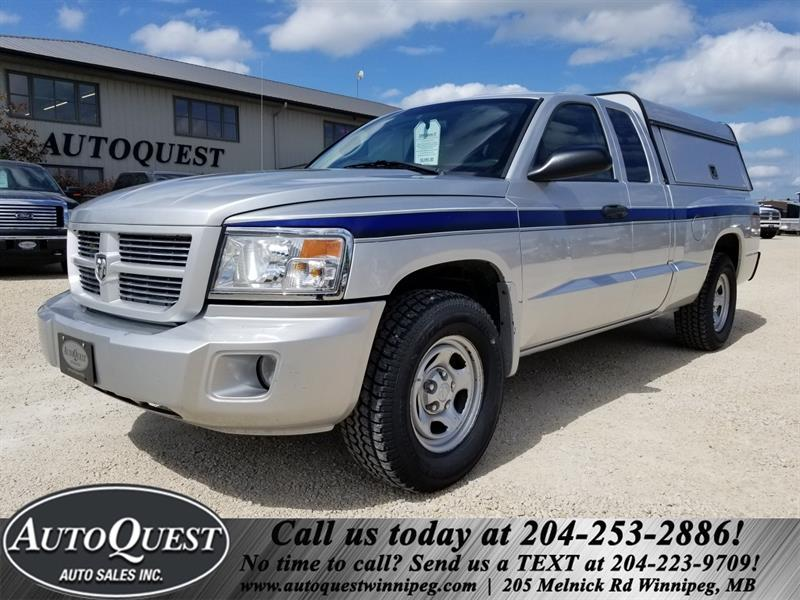 2009 Dodge Dakota ST #5270