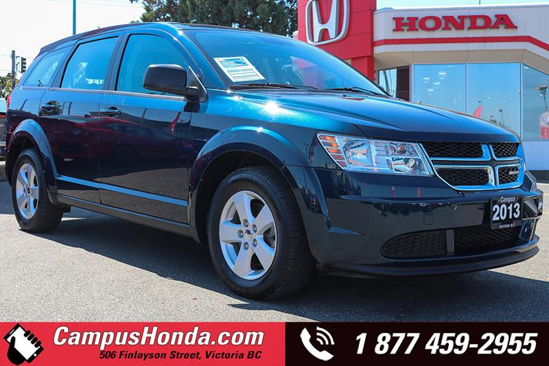 2013 Dodge Journey FWD  #18-0810A