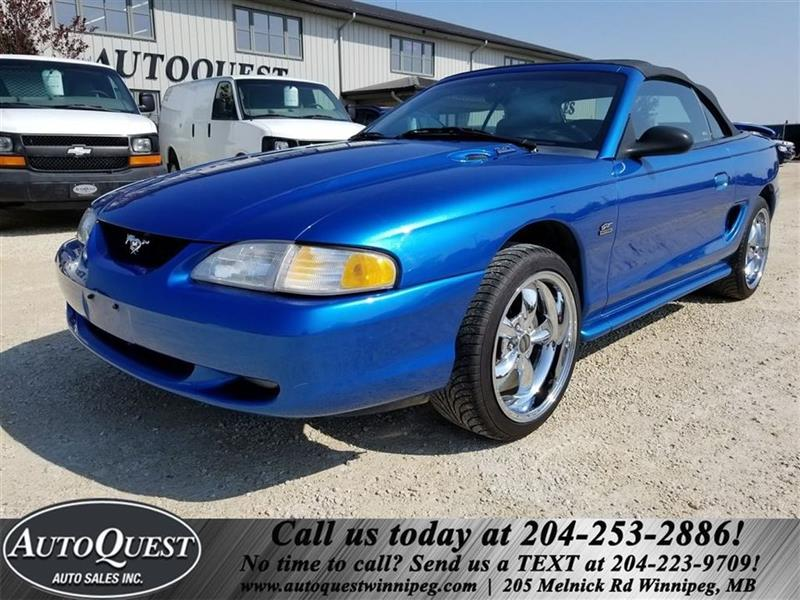 1994 Ford Mustang GT  #0594