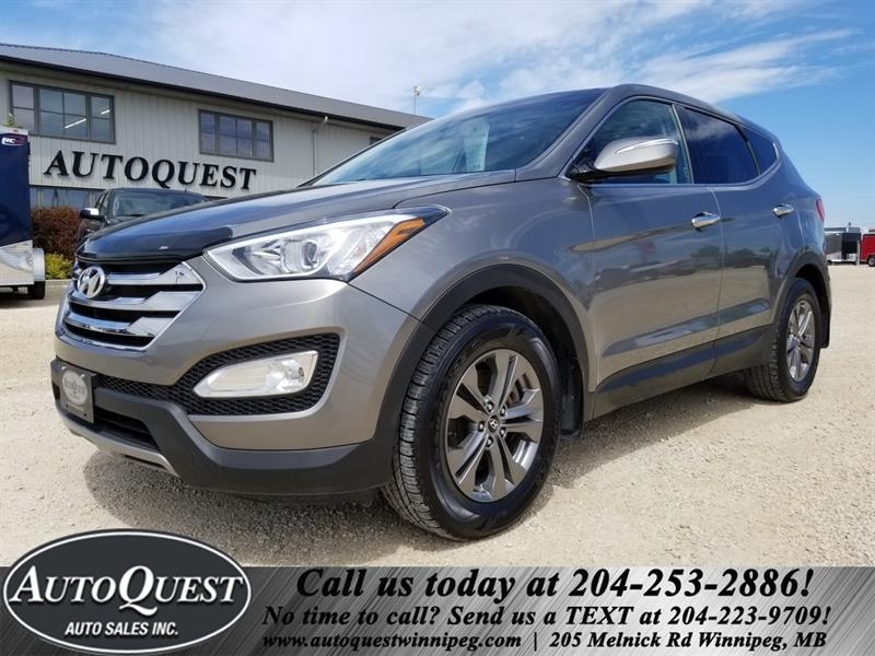 2013 Hyundai Santa Fe Sport  Luxury #53420