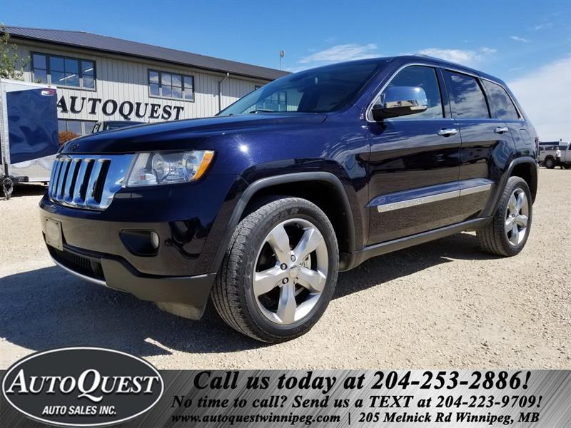2011 Jeep Grand Cherokee Limited #6773