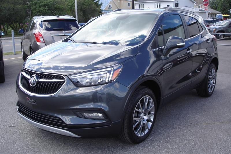 Buick Encore 2017 Sport Touring awd