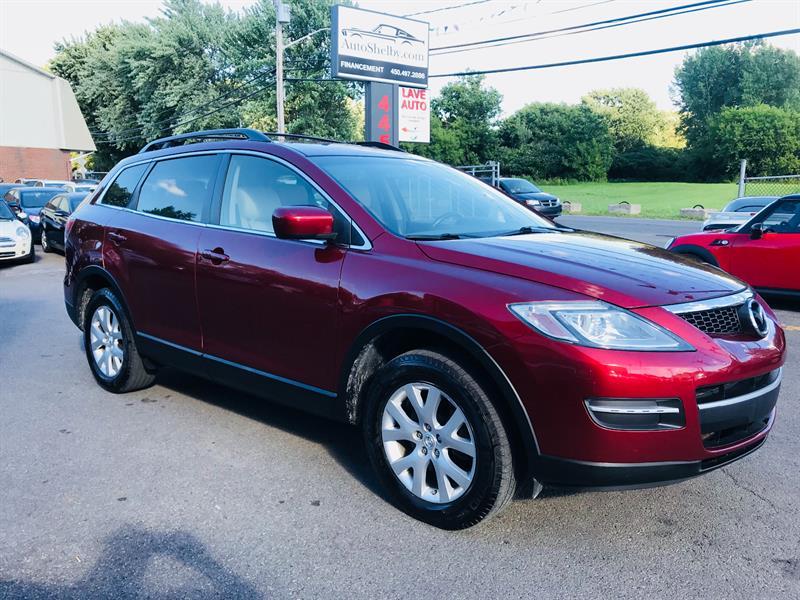 Mazda CX-9 2008 43$* par semaine/Financement #94813-2