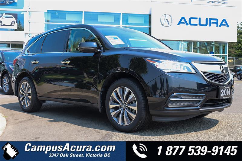2014 Acura MDX SH-AWD 4dr Tech Pkg #19-6035A