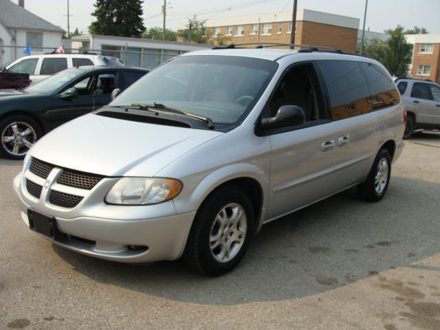 2002 Dodge Grand Caravan SPORT #1576