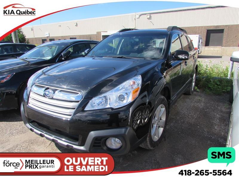 Subaru Outback 2014 2.5i* CLIM 2 ZONES* TOIT* HITCH* #K181463A