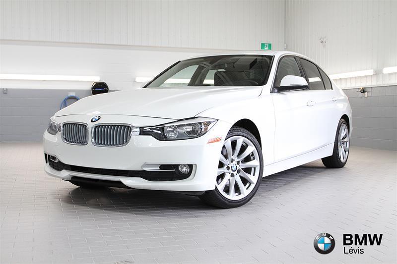 BMW 320I 2014 xDrive Sedan #V0076