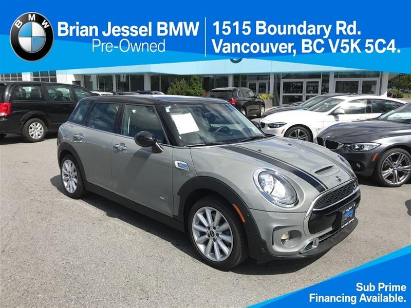 2017 Mini Cooper Clubman ALL4 #BP6523