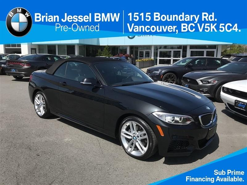 2016 BMW 2 Series 228i xDrive Cabriolet #BP6426