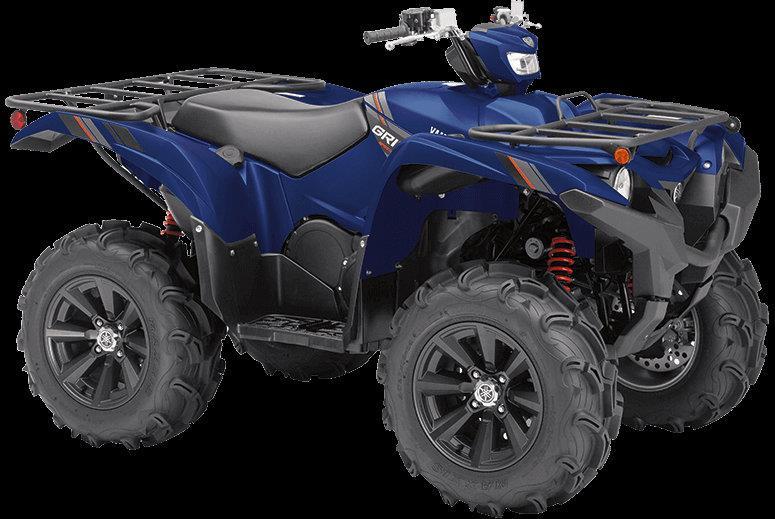 Yamaha GRIZZLY 700 DAE SE 2019