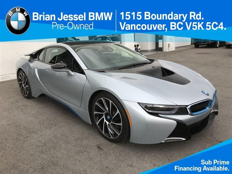 Used Bmw I8 For Sale In Vancouver Brian Jessel Bmw