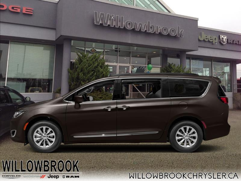 2018 Chrysler Pacifica Touring-L #18M36