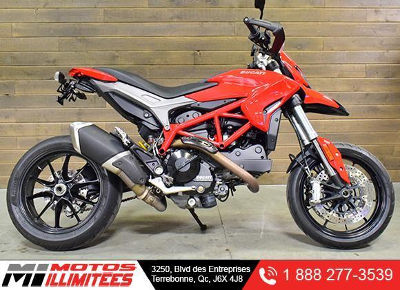 Ducati Hypermotard 821 ABS 2013