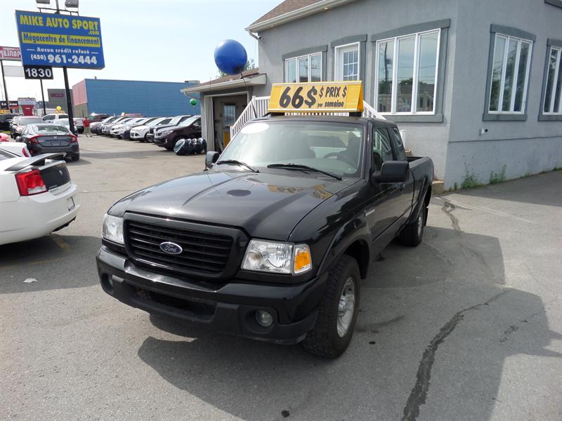 Ford Ranger 2008 2WD SuperCab 126 #17-269