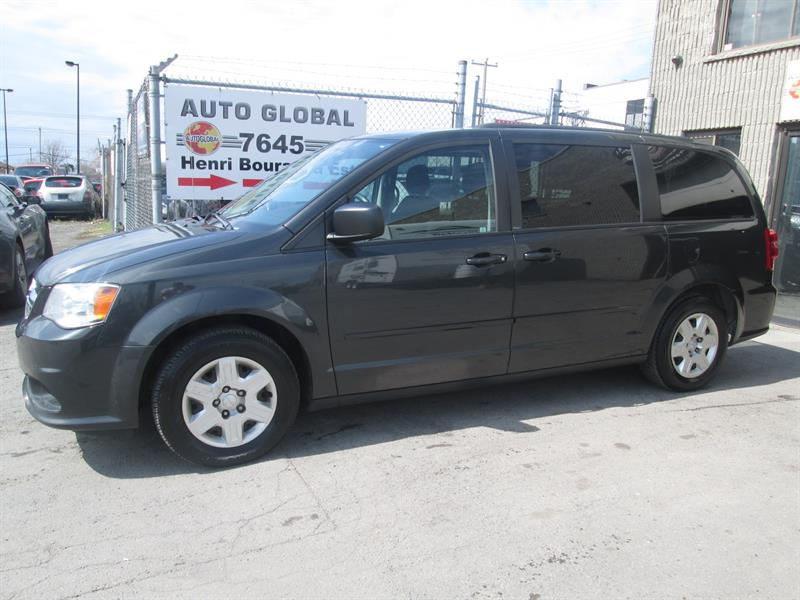 Dodge Grand Caravan 2012 SE STOW N GO  #18-326