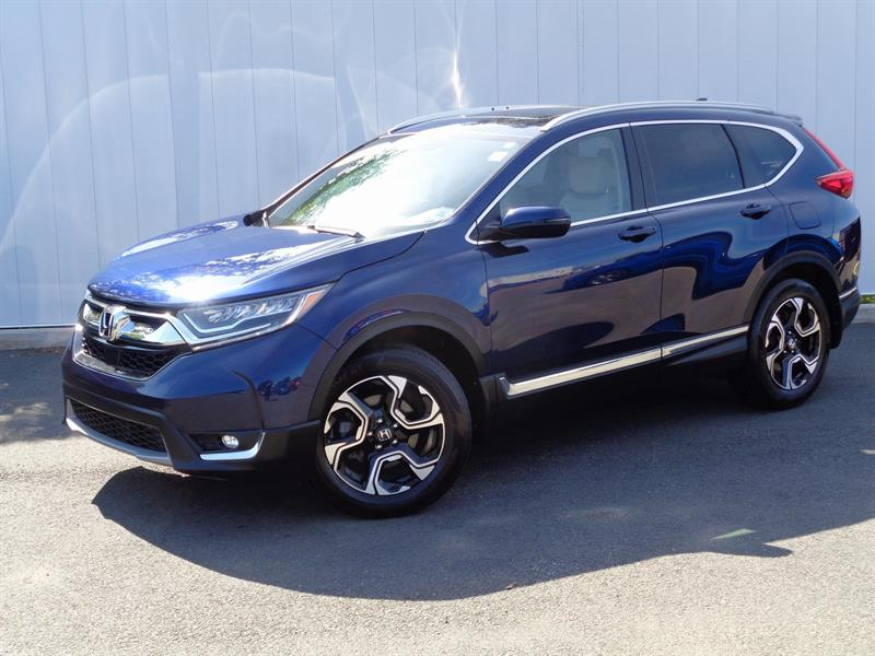 2017 Honda CR-V Touring #L1804