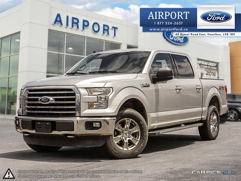 2015 Ford F-150 4WD XLT XTR with only 90,391 kms  #1HL031