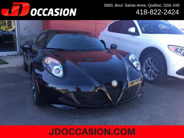 Alfa Romeo 4C 2015 2dr Cpe #A4910