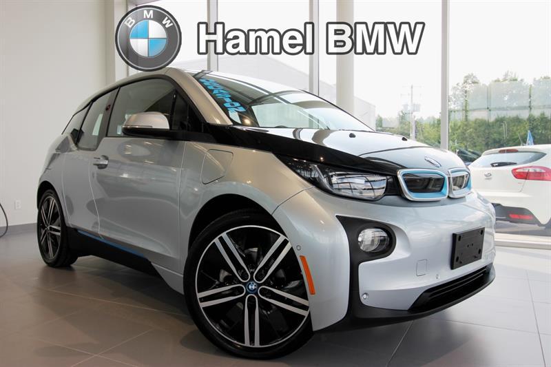 BMW i3 2014 4dr HB w-Range Extender #U18-177