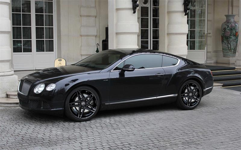 Bentley Continental GT 2012 V12 567HP COUPE AWD #AS6705-1
