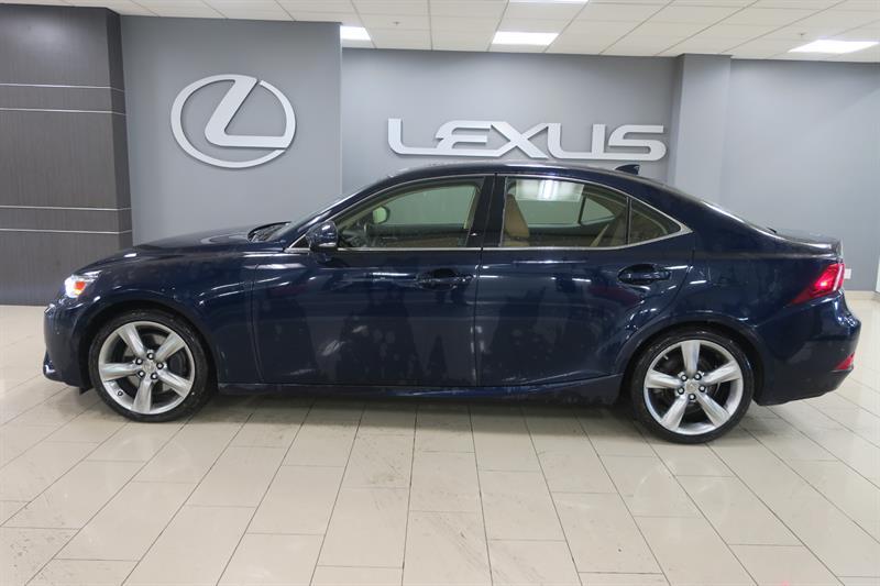 Lexus IS 350 2015 AWD LUXE NAVIGATION #14371A