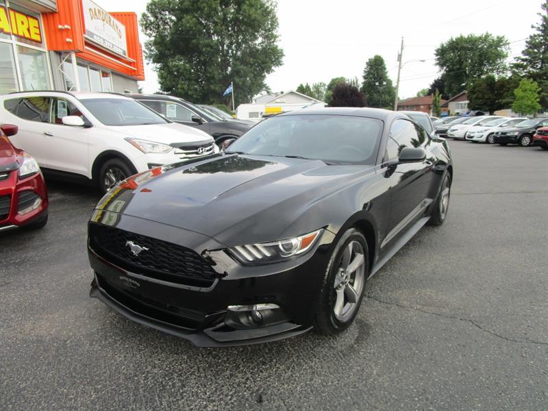 Ford Mustang 2015 2dr Fastback V6 #2284b