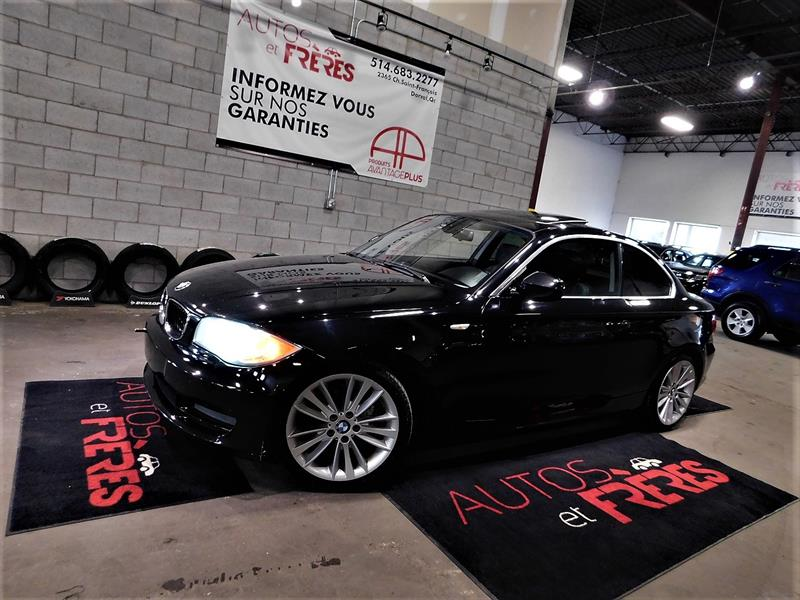 BMW 1 Series 2010 2dr Cpe 128i #2380
