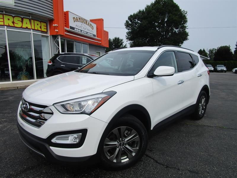 2014 hyundai santa fe sport fwd 4dr 2.4l used for sale in salaberry