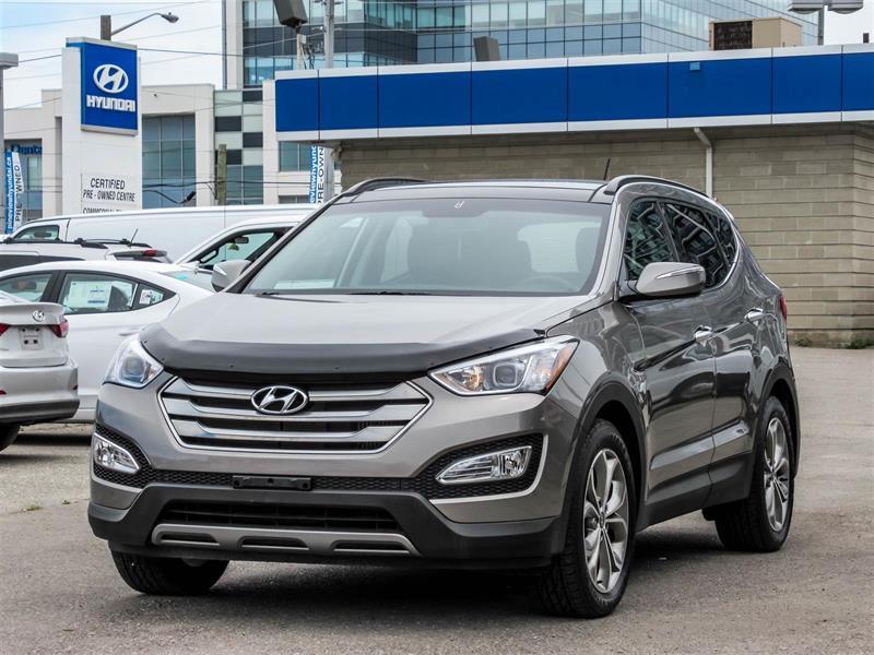 2015 Hyundai SANTA FE SPORT #87390