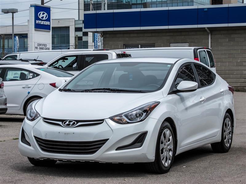 2016 Hyundai Elantra #94403