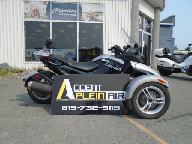 Can-am Spyder GS Roadster (semi-auto) 2009