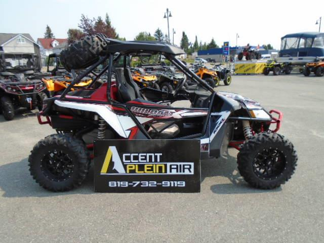 Arctic Cat Wildcat X 2013