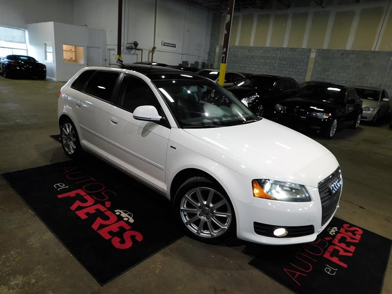 2009 audi a3 s line 20t used for sale in dorval at autos et frres
