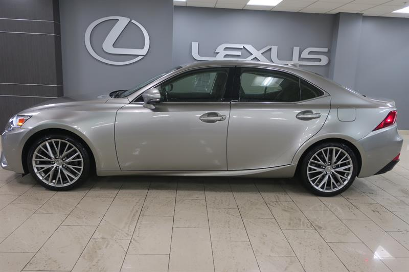 Lexus IS 250 2015 PREMIUM AWD CAMERA #14853A