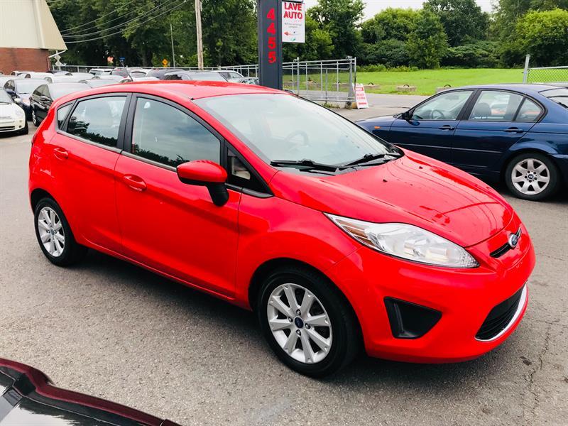 Ford Fiesta 2012 26$* par semaine/Financement #4810-2