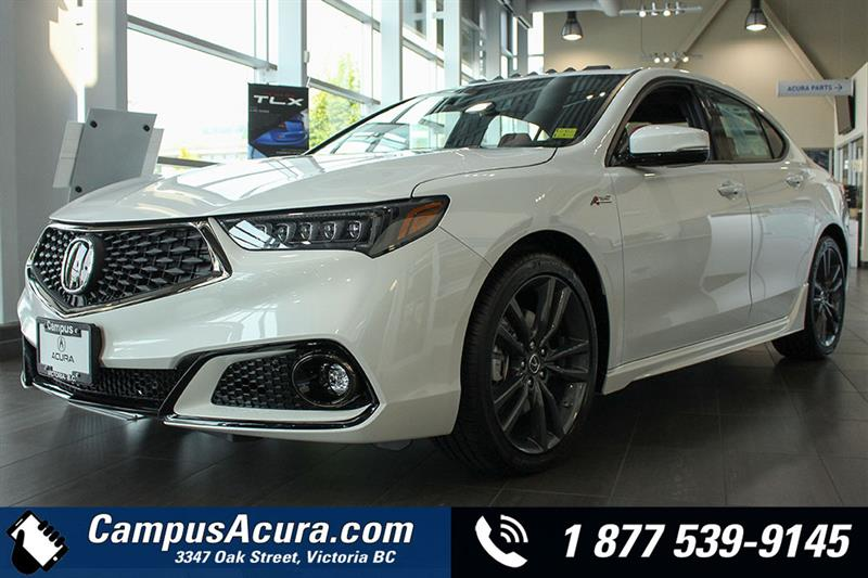2019 Acura TLX Tech A-Spec #19-4012
