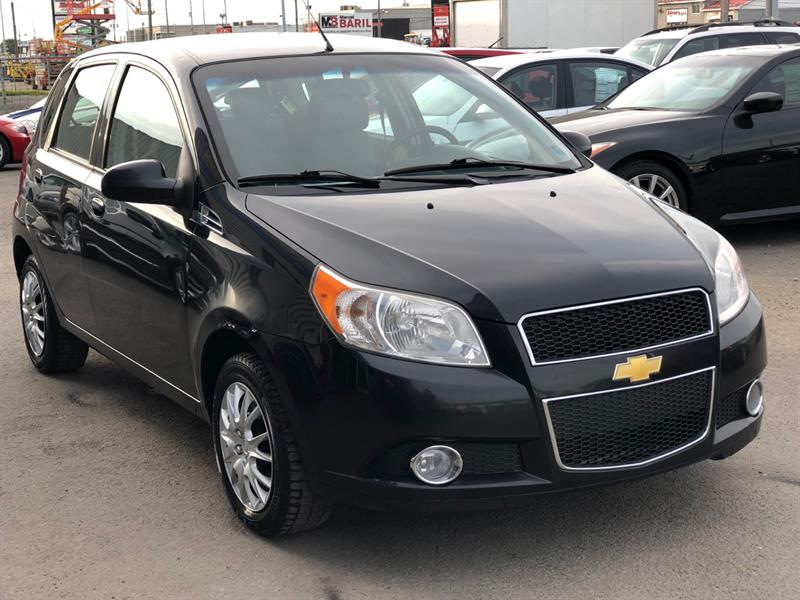 2010 Chevrolet Aveo Ls Used For Sale In Mirabel At 4mk Auto