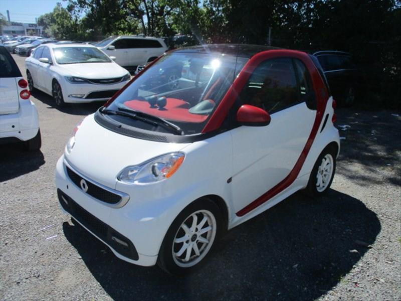 Smart fortwo electric drive 2014   ***GARANTIE 1 AN GRATUITE*** #106-4297-AD