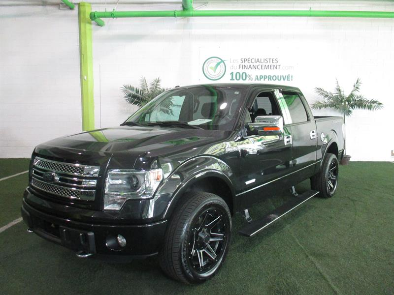 Ford F-150 2014 4WD SuperCrew #2260-05