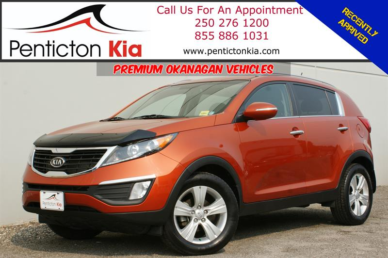 2011 Kia Sportage EX - Heated Seats, Bluetooth, Power Driver Seat #17SL16B